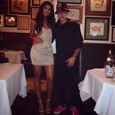 Dinner for 2 @YoVentura - Justin Bieber  i sooo ship them