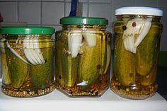 Schnelle Einlegegurken - Schnellgurken (Rezept mit Bild) | Chefkoch.de