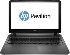 HP Pavilion 15-P242TU 15.6-inch Laptop (Core i3-5010/4GB/500GB/Win 8.1), Natural Silver