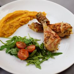 Tandoori Chicken, Food Inspiration, Meal Prep, Mango, Healthy Recipes, Meat, Ethnic Recipes, Fitness, Manga