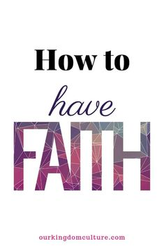 What is faith and how to increase it. What to learn all there is to know about faith? Check out this post for all the info you need. #faith, #christiangrowth, #christianliving Walk By Faith, Have Faith, Faith In God, Christian Living, Christian Faith, Christian Quotes, Bible Encouragement, Christian Encouragement, Overcome The World