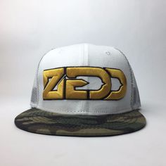 ☀RARE Snap Back Hat Trucker Cap ZEDD DJ Wynn Encore Nightclub☀Flat Bill #Encore #SnapBack