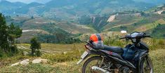La Pan Tan in Mu Cang Chai North Vietnam, Rice Terraces, Bus Tickets, Bus Travel, Historical Monuments, Places Of Interest, Best Sites, Summer Months, Hanoi