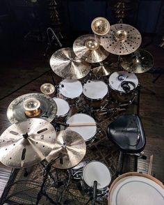 Music X, Drum Music, Music Stuff, Music Bands, Drums Artwork, Drums Studio, Zildjian Cymbals, Best Drums, Pearl Drums