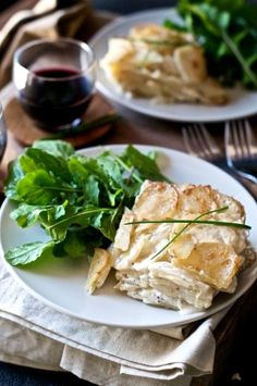 One of the best and creamy Potatoes Au Gratin Recipes