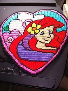 General Crafts, Pot Holders, Valentines, Saints, Valentine's Day Diy, Hot Pads, Potholders, Valentines Day, Valentine's Day