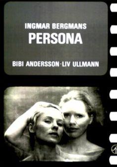 Persona di Ingmar Bergman drammatico, Svezia (1965)
