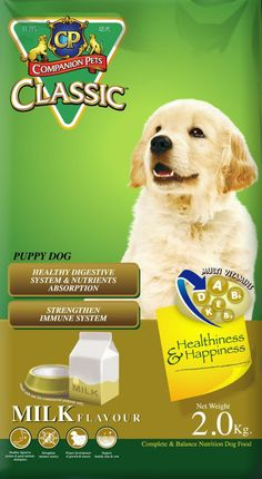 CP Classic CP Classic Puppy Dog Milk Buy Online or Call : +971-52-6923428  Best Dry food for your lovely puppy. For all Breed Puppies..