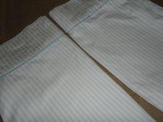 Mattress antique striped