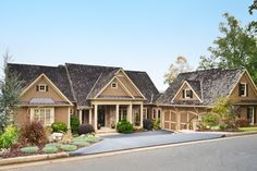 Exclusive Craftsman Plan with Up To 5 Beds - 29883RL   Country, Craftsman, Mountain, Exclusive, Photo Gallery, 1st Floor Master Suite, Butler Walk-in Pantry, CAD Available, Den-Office-Library-Study, Media-Game-Home Theater, PDF, Sloping Lot   Architectural Designs