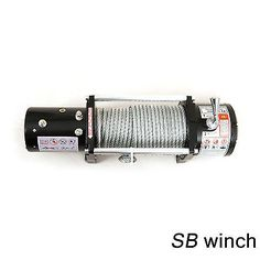 Electric Boat Trailer Winch