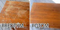 Starý či nový, drevený nábytok sa pod náporom každodenného používania neubráni poškodeniam. … Čítať ďalej