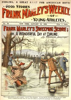 Researching the sport's past Letter To The Editor, Degas, Inspirational Thoughts, Curling, Junk Journal, Athlete, Christmas Crafts, January, Typography