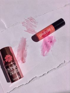 Cosme-Haul: Cosme-Haul Product Review: Benefit Posiebalm