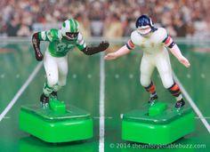 Tudor New York Jets (1970) and Chicago Bears (1969).