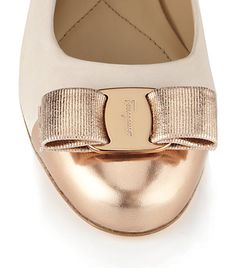 Ferragamo - my beige shoes du jour