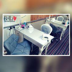 Bespoke Furniture for Beauty & Nail Salon, Hairdresser, SPA in Ireland - Bella Furniture Bella Furniture, Nail Salon Furniture, Salon Chairs For Sale, Stools For Sale, Mirrors For Makeup, Salon Mirrors, Bespoke Furniture, Handmade Furniture, Nail Desk