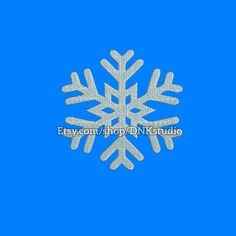 Snowflake Machine Embroidery Design  This design manually made by hand, from start to finish. It is a digitized embroidery design for a buyer who has an embroidery sewing machine.  https://www.etsy.com/listing/492852465/snowflake-machine-embroidery-design-6  #stitch #digitized #Sewing #Needlecraft #stitches #Embroidery #Applique #EmbroideryDesign #pattern #MachineEmbroidery #Snowflake #Christmas #winter