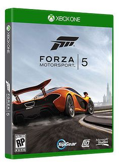 Forza Motorsport 5 (Free Kit), Xbox One, Racing Playstation, Xbox 1, Forza Motorsport, Xbox One Video Games, Xbox Games, Microsoft, Videogames, Jeux Xbox One, Sports Games For Kids