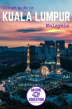 We love exploring Southeast Asia, and Malaysia is one of our favorites: Penang, Langkawi, Borneo and the capital: Kuala Lumpur Malaysia. Each time we return, we find more fun things to do in KL with kids, and great things to eat! This guide is to help you discover some of the same things to do in Kuala Lumpur with kids — or without | Suria KLCC | Malaysia Family Travel | Fun in Kuala Lumpur | Kuala Lumpur Tower | Malaysia Travel Guide | Southeast Asia Travel Itinerary