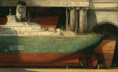 Richard Bunkall, Freighters, 1996