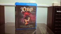 Rock Comentado: Blu-ray  - Dio - Finding The Sacred - Heart Live I...