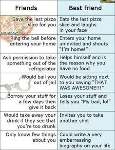 Top 50 funny friendship quotes  hahah @Kim McNeil @Amanda Hurst @Alannah Siddall