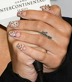 26202a976a8 Celebrity nail trends have been on the rise