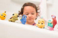 Bath time with The First Years Disney Baby Bath