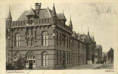 Chassé-kazerne, Breda