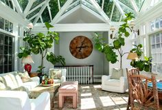 Conservatories - Design Chic #Conservatory #Sunroom #GardenRoom