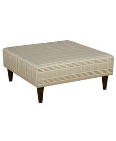 Clare Fabric Accent Cocktail Ottoman, ...