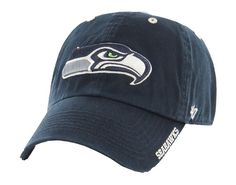 NFL Seattle Seahawks Ice Cap One Size Navy Nfl Seattle bf078275ea32