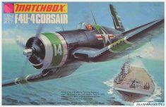 Matchbox-F4U-4-Corsair - Roy-Huxley