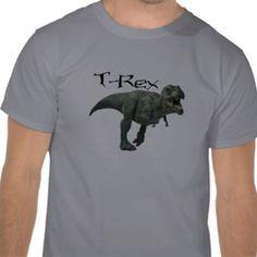T-Rex Tee   T-Rex, the original king of the jungle… $20.95