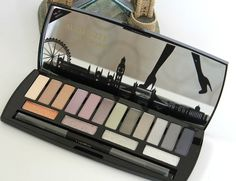 Lancome AUDACITY in LONDON Eyeshadow Palette!