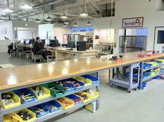 cool maker space classrooms - Google Search
