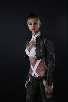 Mass Effect 3's Jack, Cosplayed To Perfection