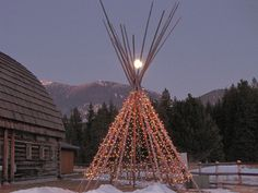 Christmas from a Native American view.