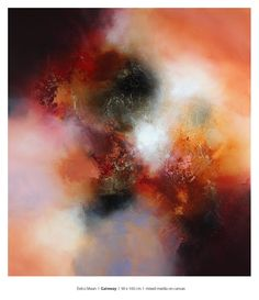 Eelco Maan I Gateway, 90 x 100 cm / Available for purchase at Studio Eelco Maan. Contact me on ejmaan@xs4all.nl 22u