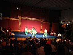 How exciting! Our Plae Pakaa theater was fully packed yesterday for the acclaimed Children of Bassac dance performance! Also discover Mak Therng tonight, a unique and beautiful theater piece from the Cambodian repertoire. Keep help us promote Cambodian arts and tell your friends, family and even your boss living or visiting Cambodia! More info at: http://www.cambodianlivingarts.org/