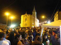 _ festa de Santo Antoni, 13 de junho, paróquia da colina __ Aju,