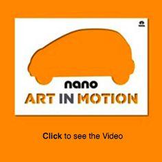 TATA Nano: Art in motion