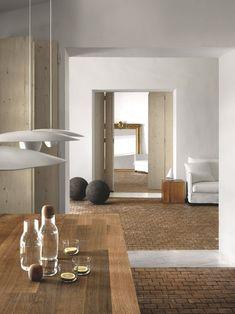Casa No Tempo / Manuel Aires Mateus Architecte / Portugal - Seuil en marbre
