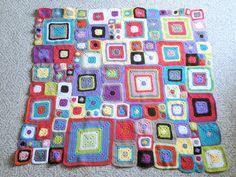 Babette blanket from Caseyplusthree.