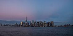 Manhattan, New York.  wwwjcllib.tumblr.com   #manhattan#new york#New-York#colorful