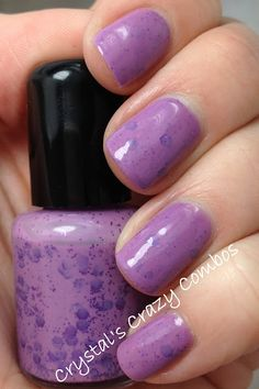 Pretty & Polished in Lady Lavender (Sonata Collection, Spring 2013)