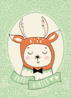 TAD LAPIN: Winter forever ♥