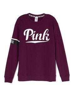 Campus Crew - PINK - Victoria's Secret Size: Medium In Black ❤️