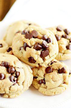 Amazing #FairTrade Coconut Oil Chocolate Chip Cookies by @somethingswanky! #BeFair